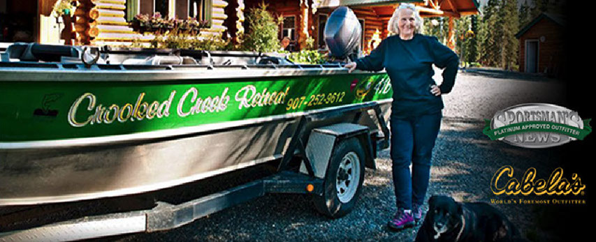 Alaska Allinclusive Fishing Trips And Lodge Crooked Creek - Alaska all inclusive